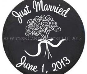 Just Married Wedding..