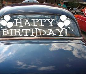 Happy Birthday Car D..