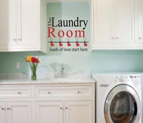 Laundry Room Wall De..