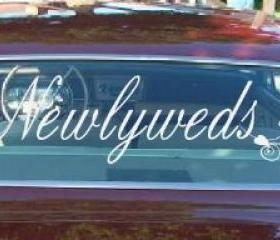 Wedding Getaway Car ..