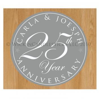 Event Decals Customized Anniversary Decal