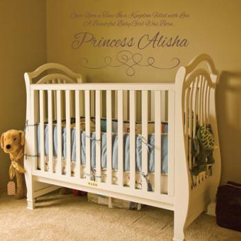 Wall Decals for Baby Room-Once Upon A Time