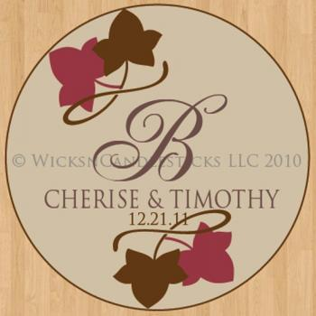 Wedding Dance Floor Decals Falling In Love